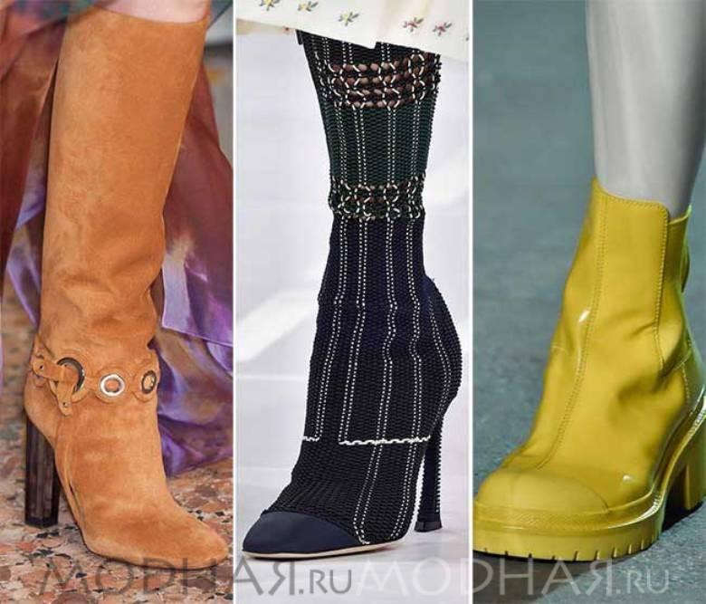 Фото модной обуви весна 2016 новая коллекция