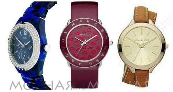 Недорогие женские часы наручные оригинальный дизайн