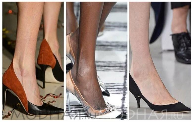 Модная обувь весна лето 2016: 36 модных тенденций
