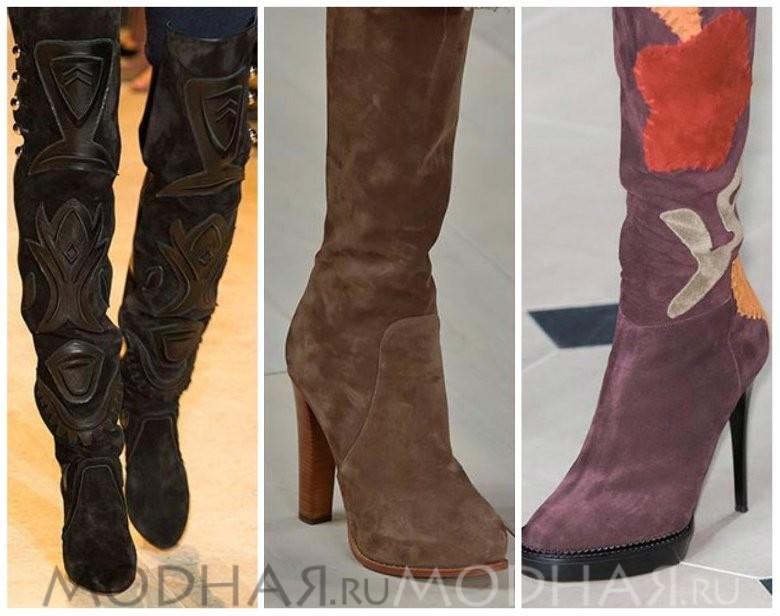 Модная обувь 2016 весна для женщин фото замша