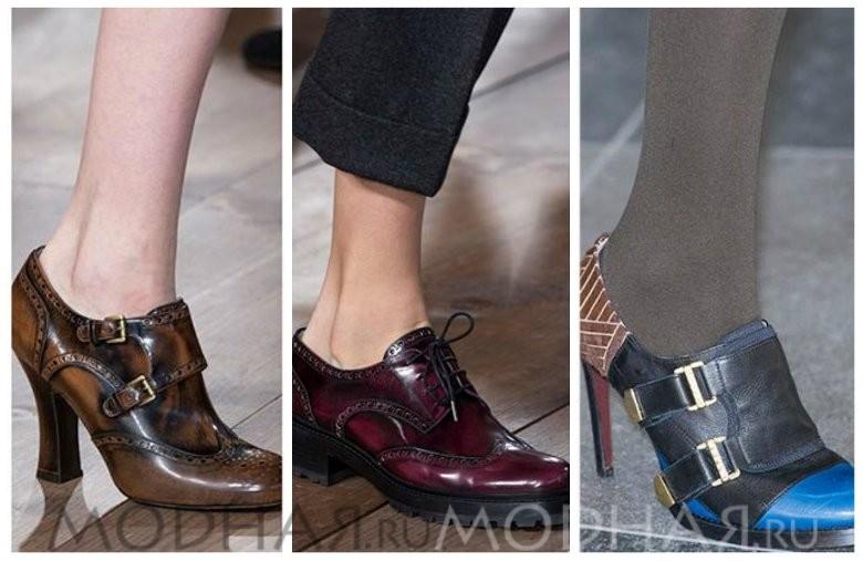 Модная обувь 2016 весна для женщин фото
