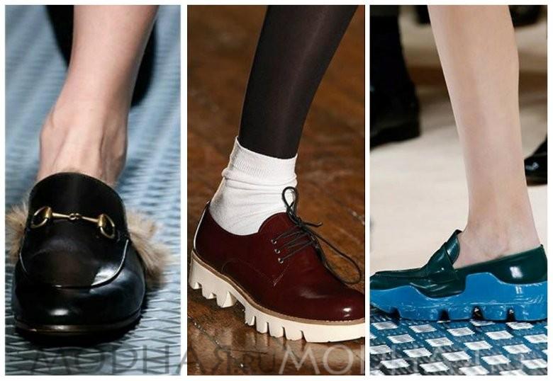 Модная спортивная обувь весна 2016 фото