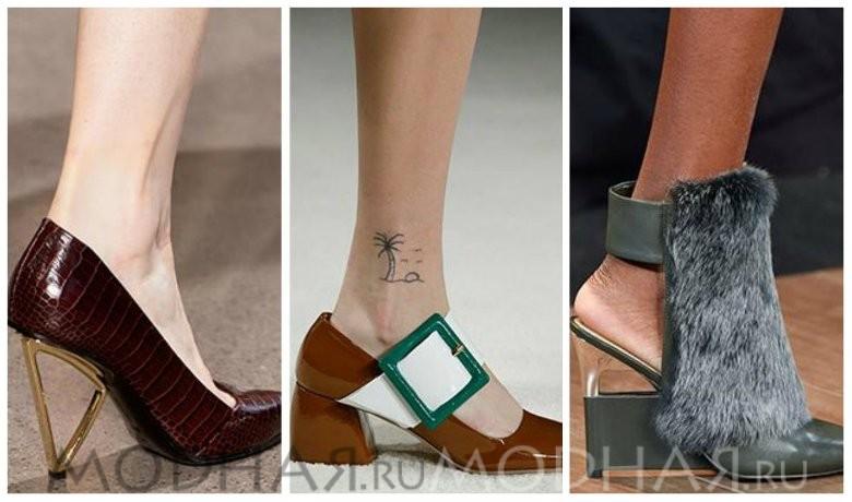 Модная обувь 2016 весна для женщин фото крупные пряжки