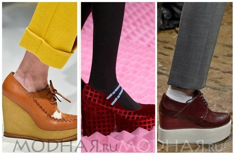 Модная обувь 2016 весна для женщин фото контрасные ремешки