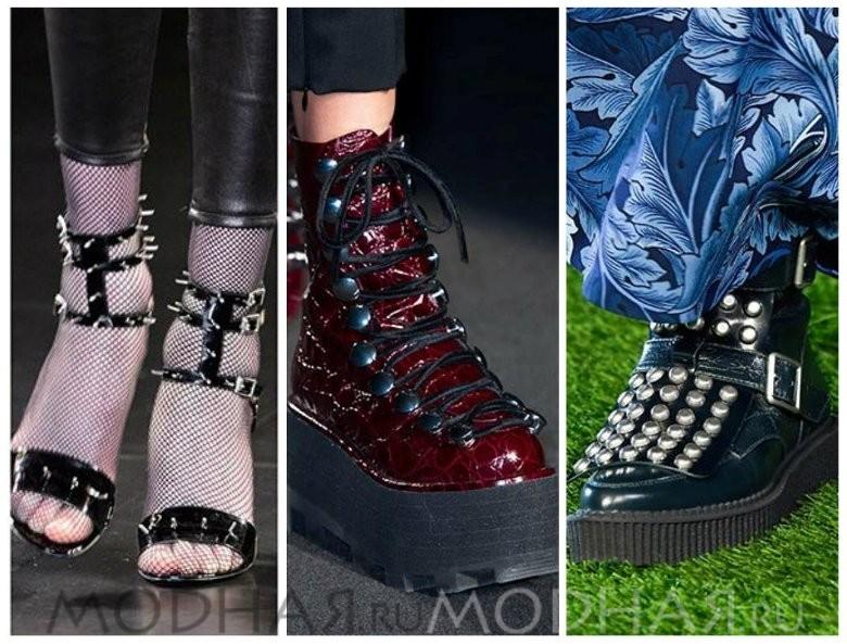 Модная обувь 2016 весна для женщин фото моделей