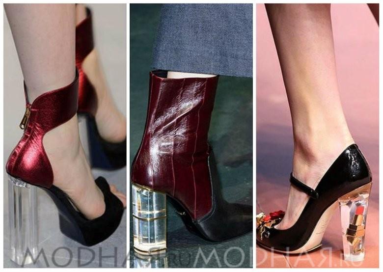 Модная обувь без каблука весна 2016 фото туфли