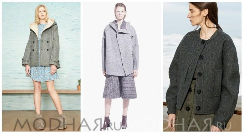 Модные куртки 2016 женские фото