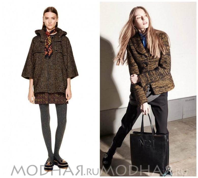 Модные куртки 2016 женские красивые