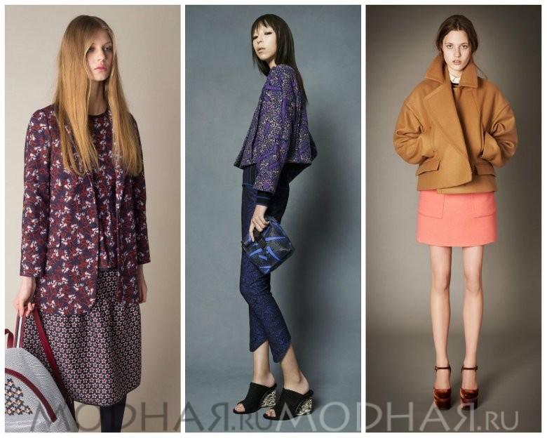 Модные куртки весна 2016 женские фото красивые