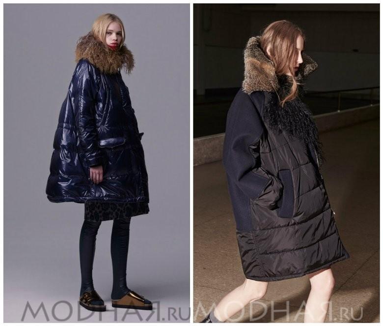 Модные пальто 2016 женские