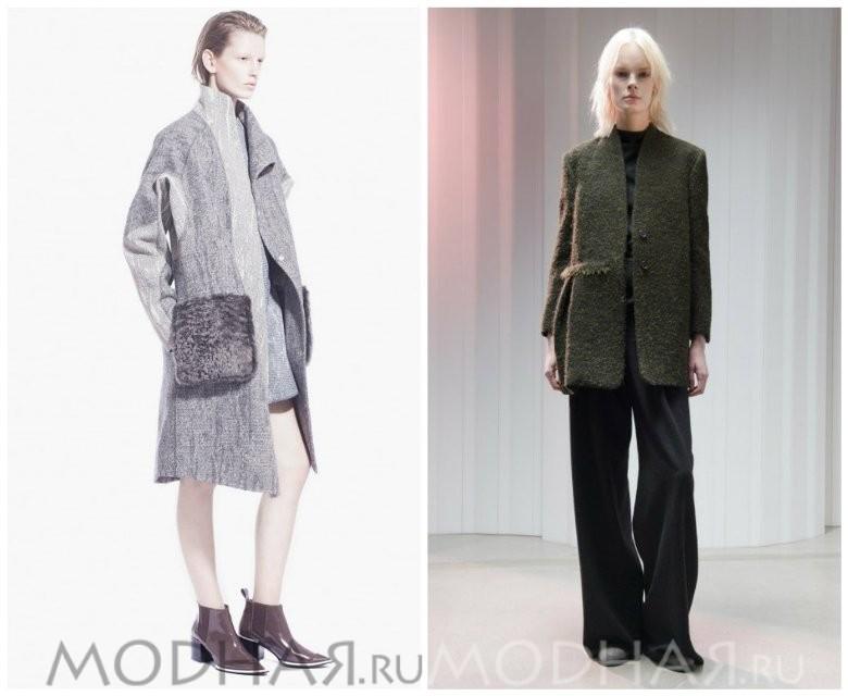 Модные пальто 2016 женские новинки