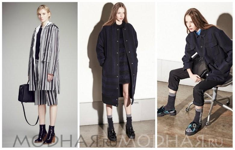 Модные женские пальто 2016 фото новинки