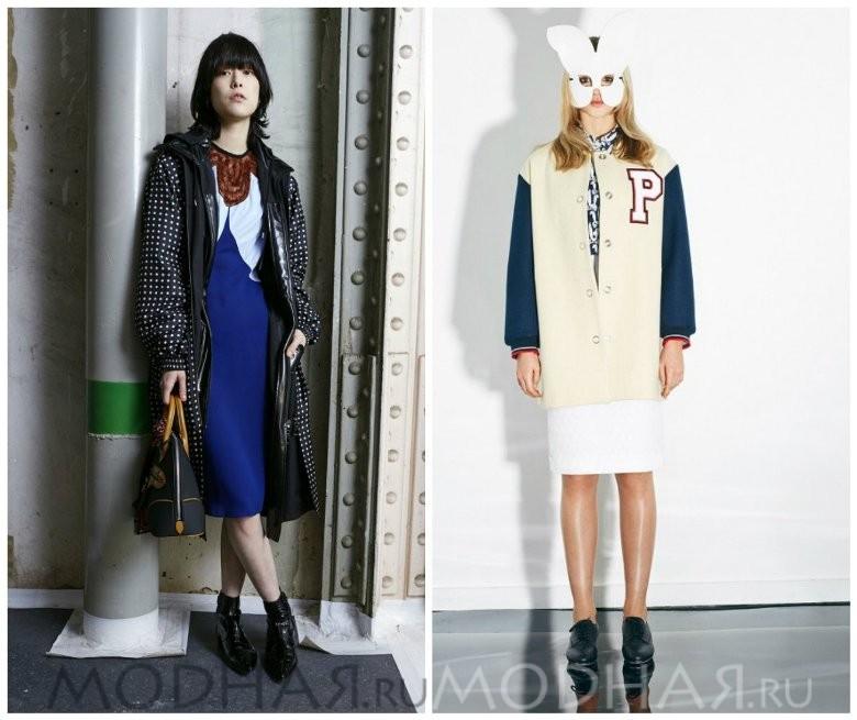 Модная женская одежда 2016 новинки