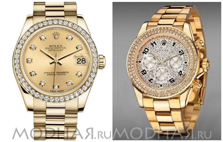 Какие женские часы в моде 2016 года