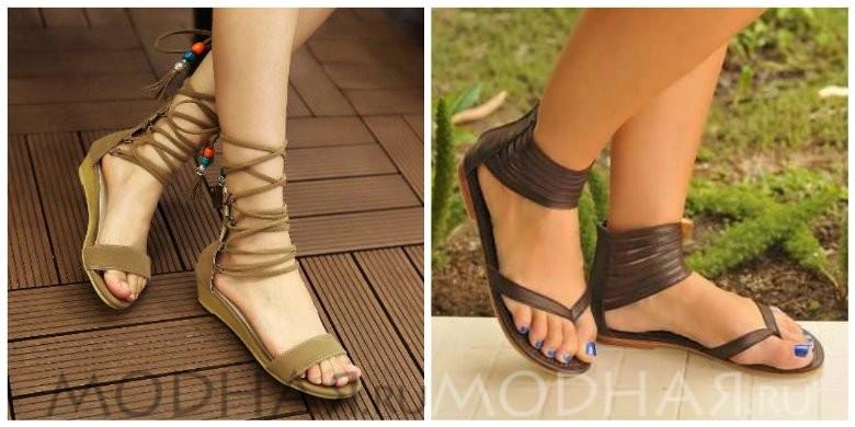 Женская летняя обувь 2016 151