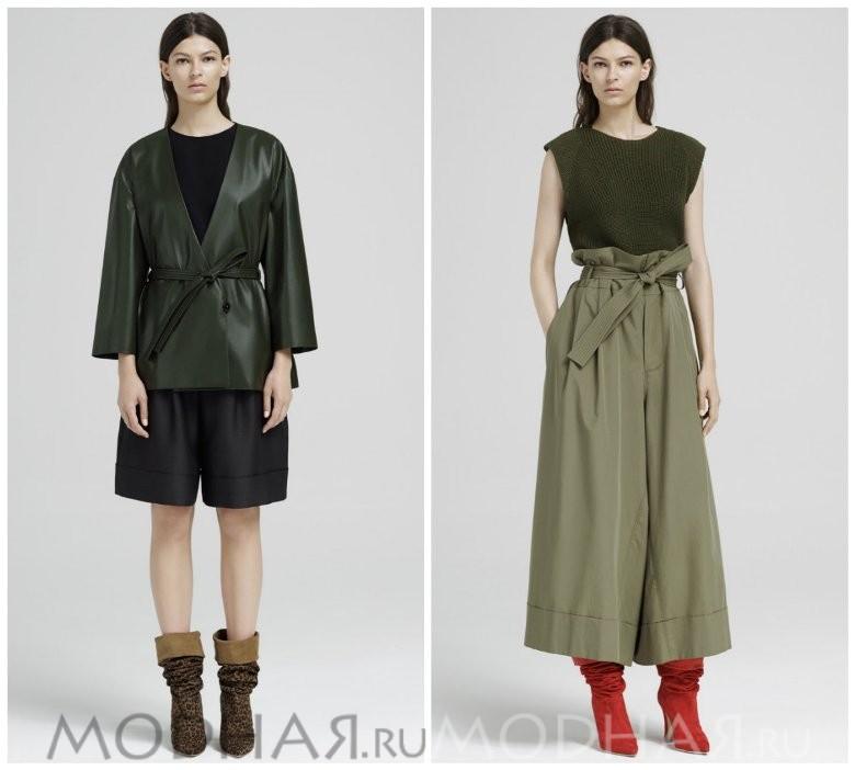 Красивая модная обувь осень зима 2015