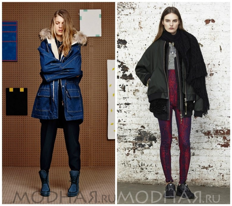 Красивая модная обувь осень зима 2015 2016