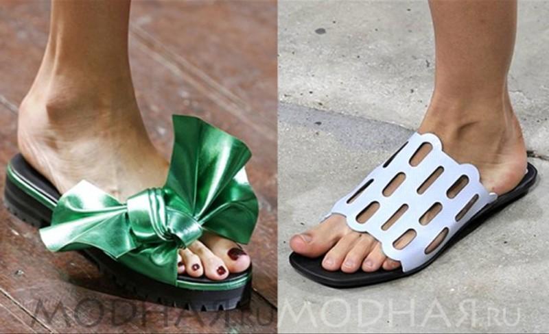 обувь модная весна-лето фото