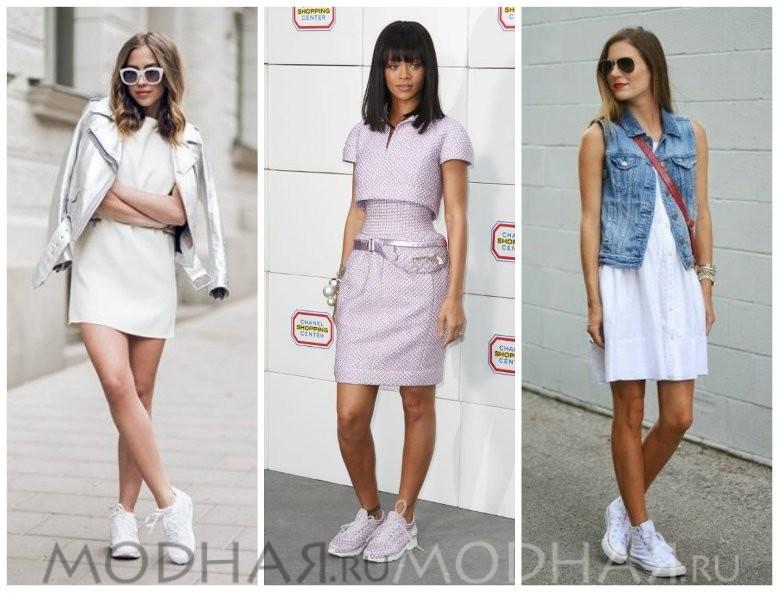 Модные стили одежды для девушек