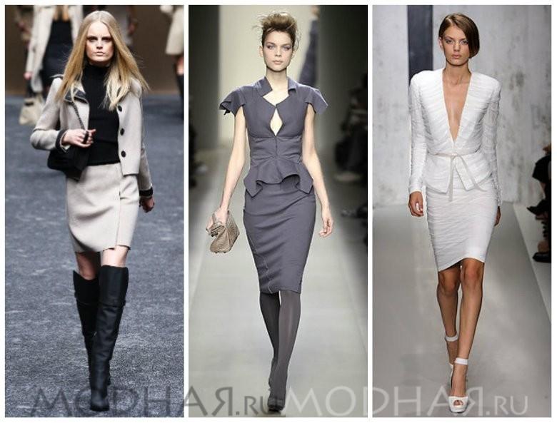 71c7eadd0ec Деловой стиль одежды для девушек