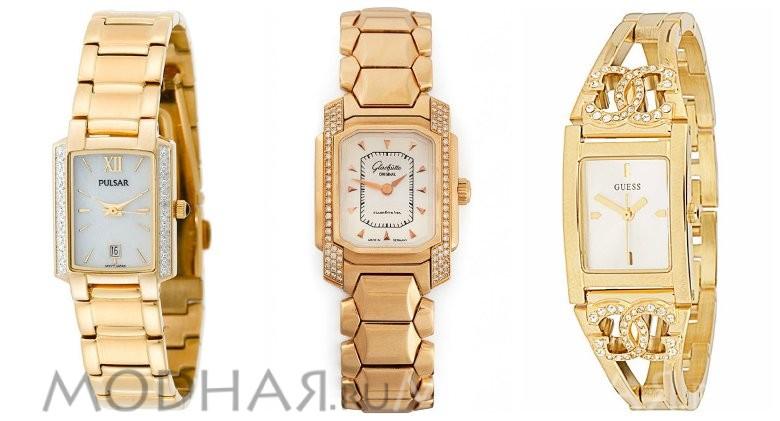 Швейцарские золотые часы женские модели