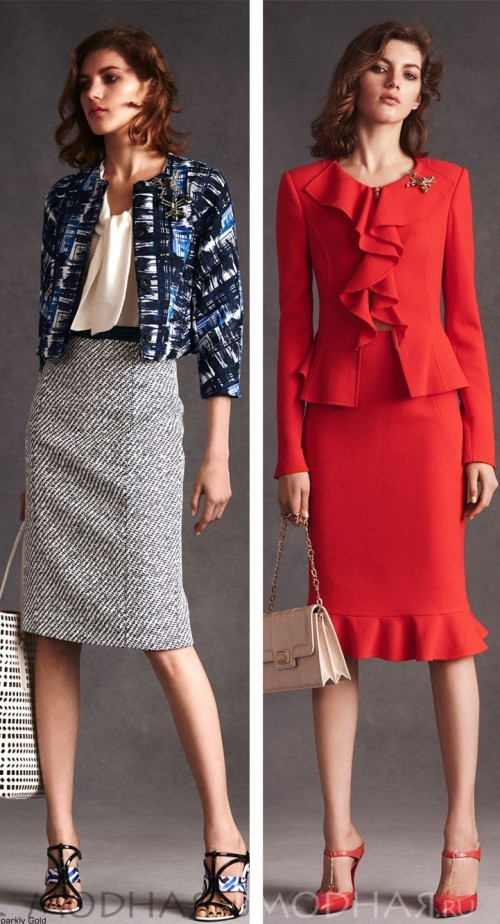 Классический Стиль Женской Одежды