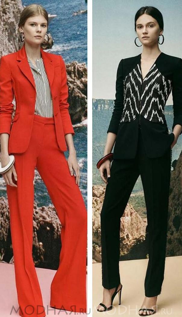 Классический деловой стиль одежды