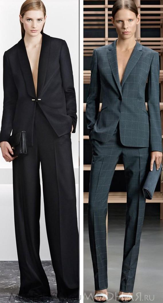 современный классический стиль одежды