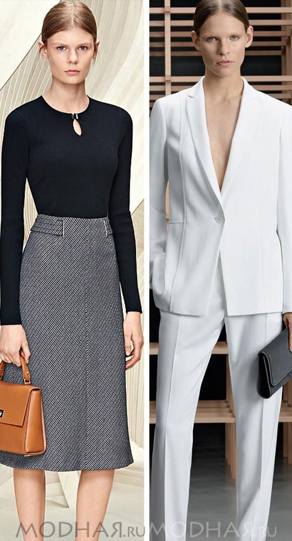Классический стиль в женской одежде