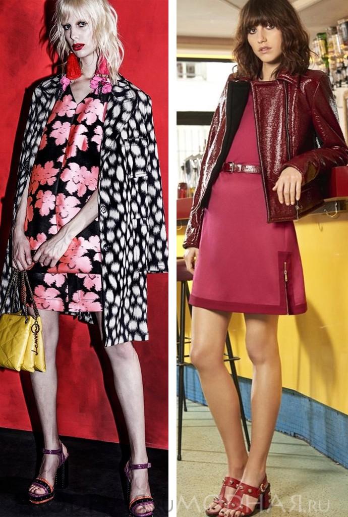 Осенний стиль одежды для девушек фото