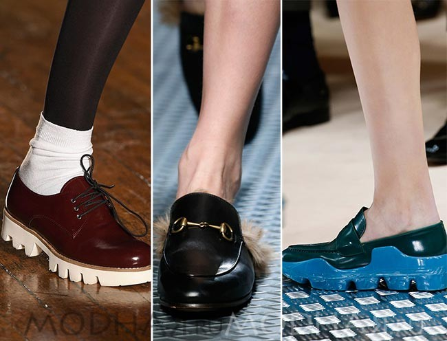 60 ФОТО модной женской обуви весны – 2016  0de7d4e181555