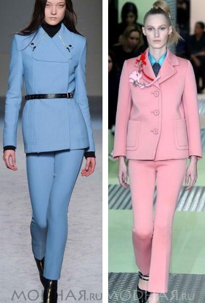 модные стили в одежде 2016