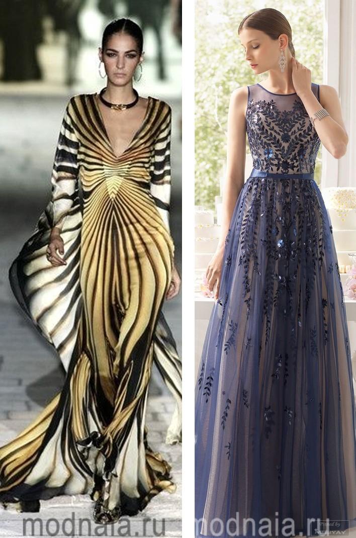 Вечернее платье на выпускной 2016