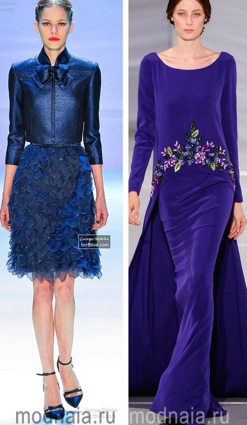 Вечерние платья на Новый год 12
