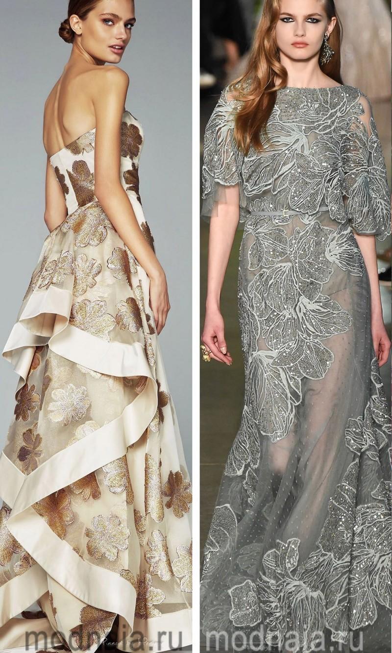 Вечерние платья на Новый год 2