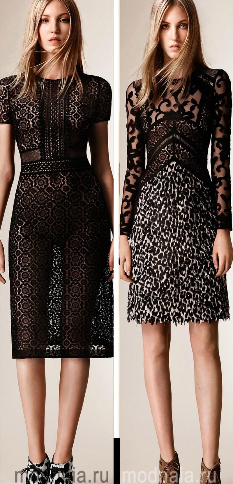 вечерние платья на Новый 2016 год
