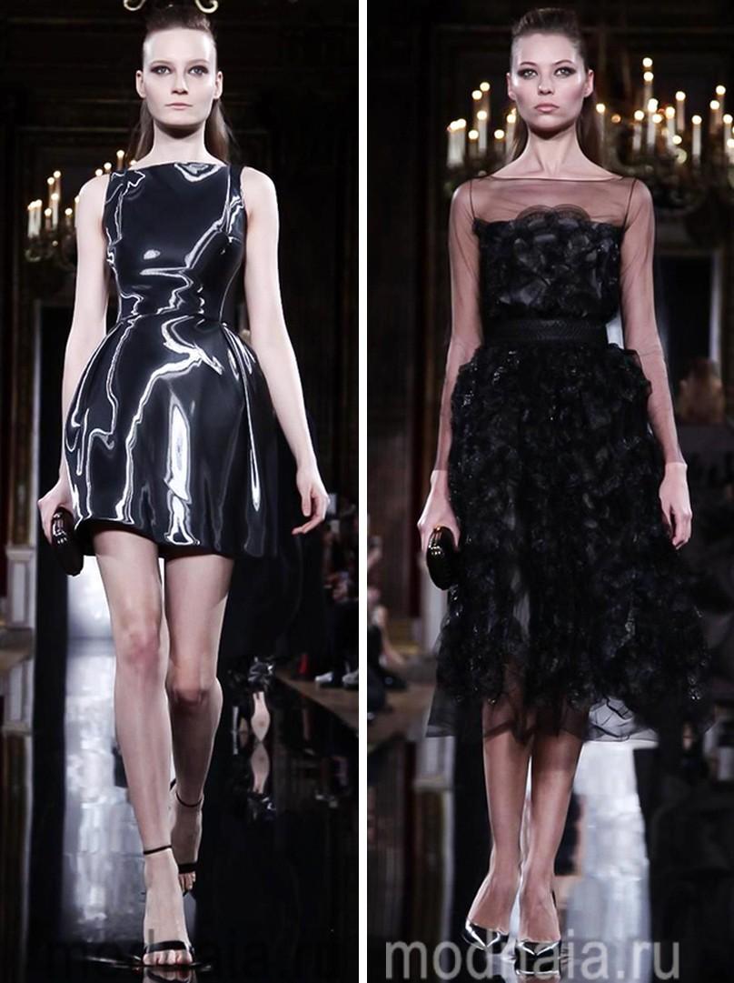 Какими будут длинные вечерние платья в наступающем году