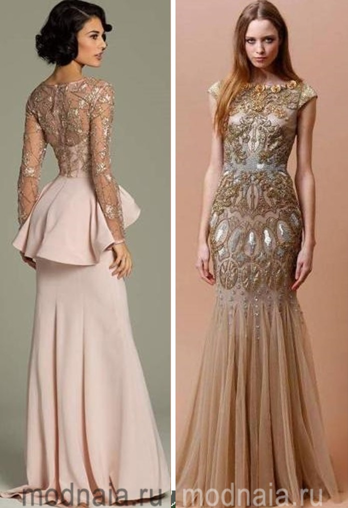Вечерние платья дизайнер москва