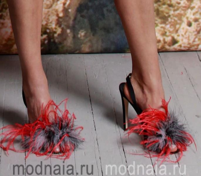 модная женская обувь лето 2016
