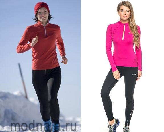 спортивная одежда для бега