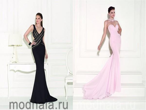 очень красивые вечерние платья