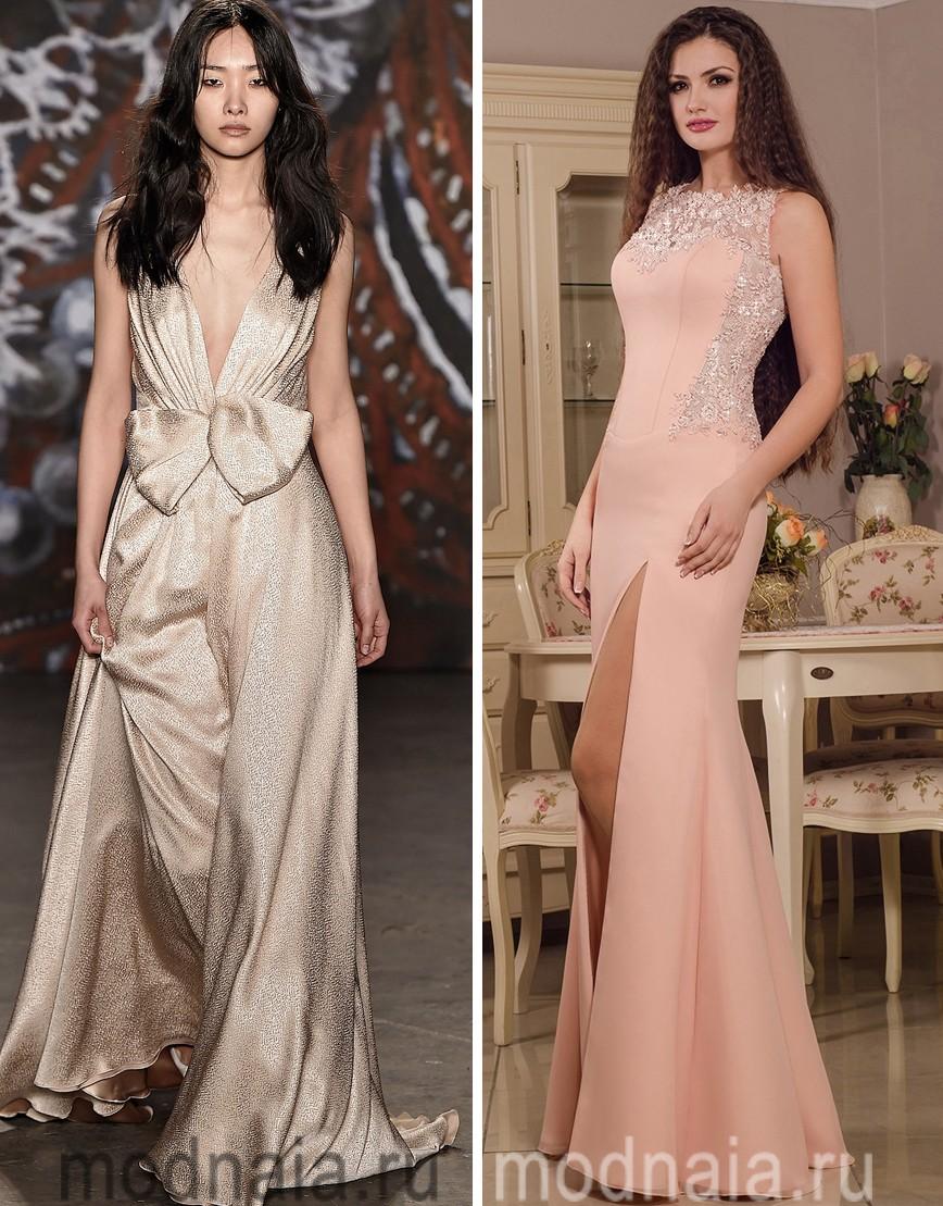 вечерние платья короткие 2016 фото новинки