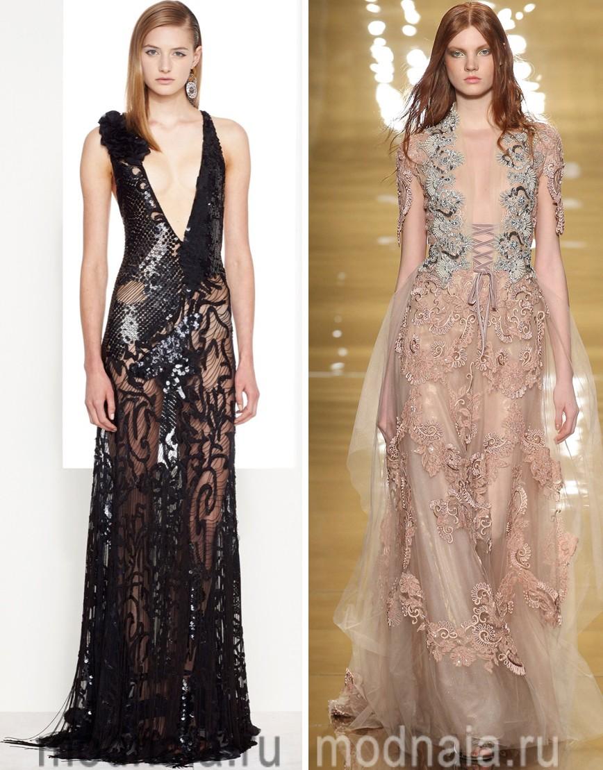 Платья Красивые Вечерние Модные Купить
