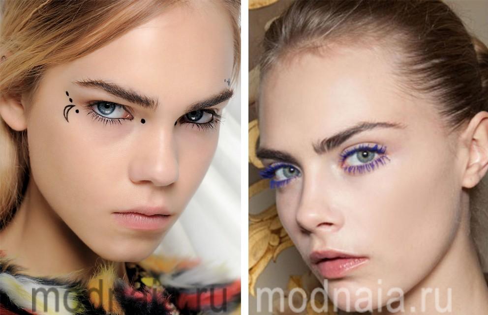 Летний макияж: естественная свежесть и яркая эффектность