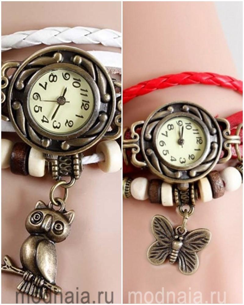 антикварные  женские часы