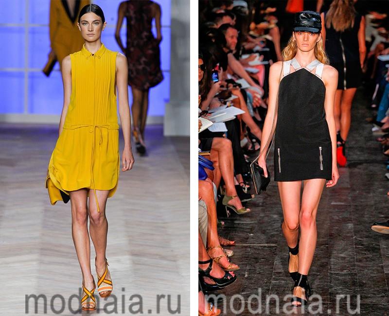 Фото красивых платьев для модных девушек