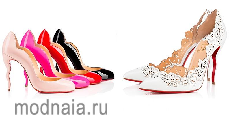 лабйтены туфли