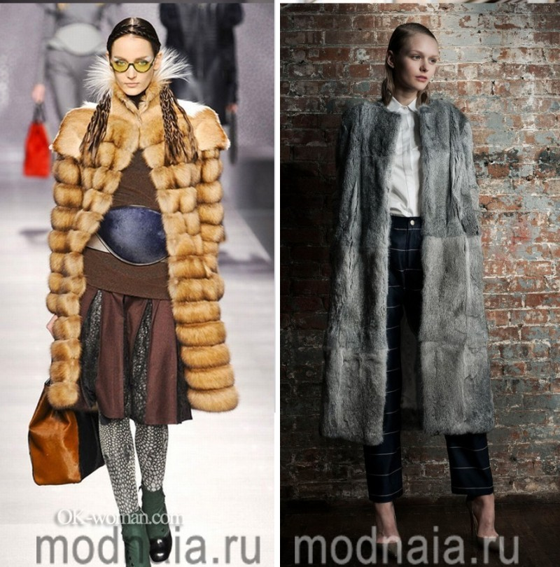 модные шубы зима 2017 3