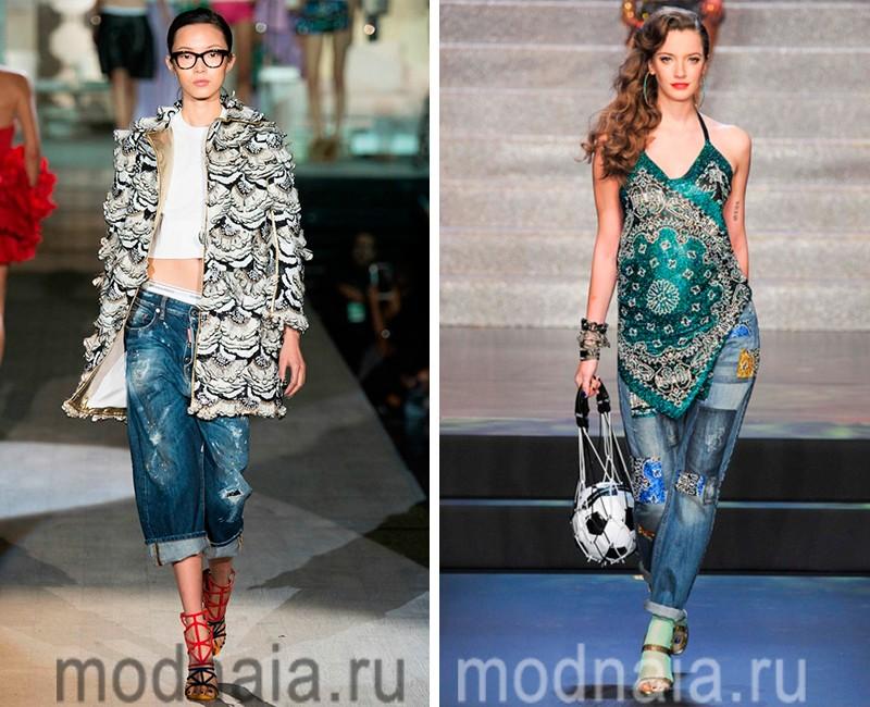 модная одежда лето 2016