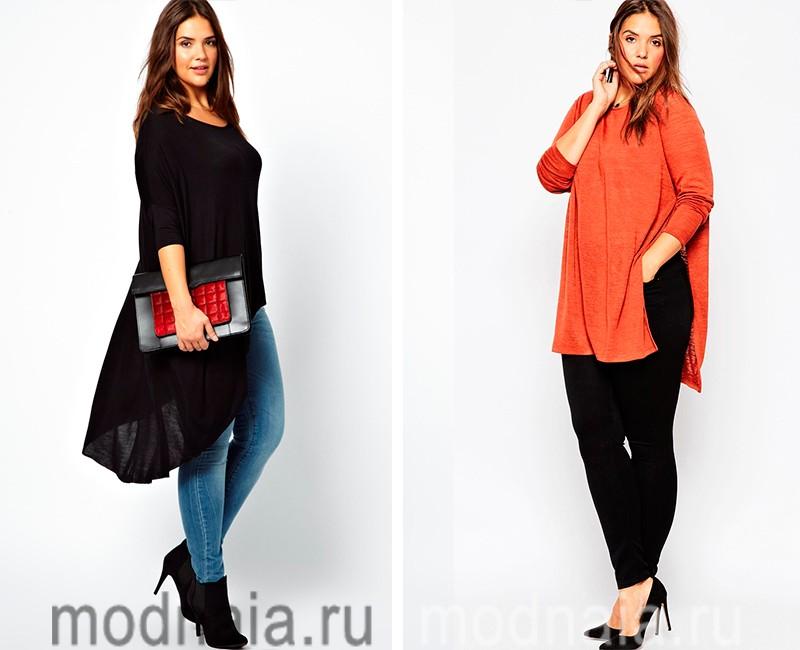 Купить блузки больших размеров в интернет магазине недорого
